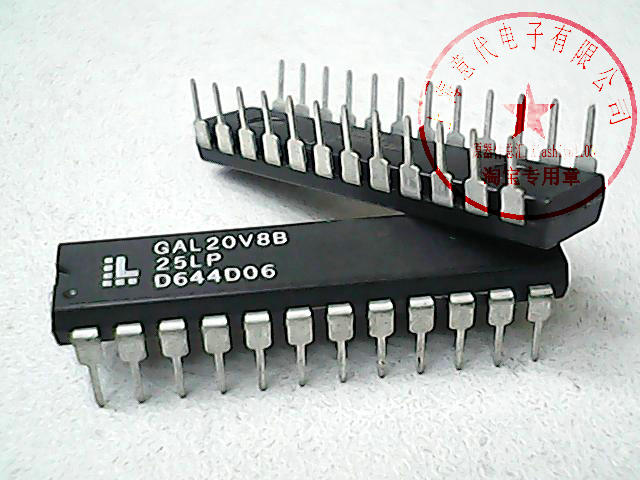 5pcs GAL20V8B-25LP   20V8
