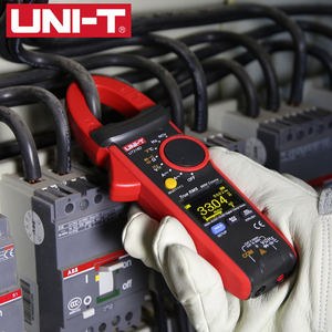 UNIT Digital Clamp Meter UT216C AC DC Current Measurement RMS Frequency Capacitance Temperature&NCV Tester Auto range multimeter