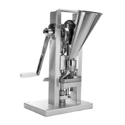 Manual single punching machine Chinese medicine powder hand press Tableting and granulation tools