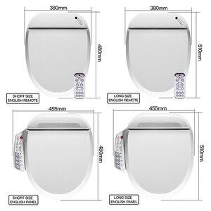 Image 5 - FOHEEL 스마트 변기 지능형 비데 히트 시트 드라이 에어 전기 비데 화장실 커버