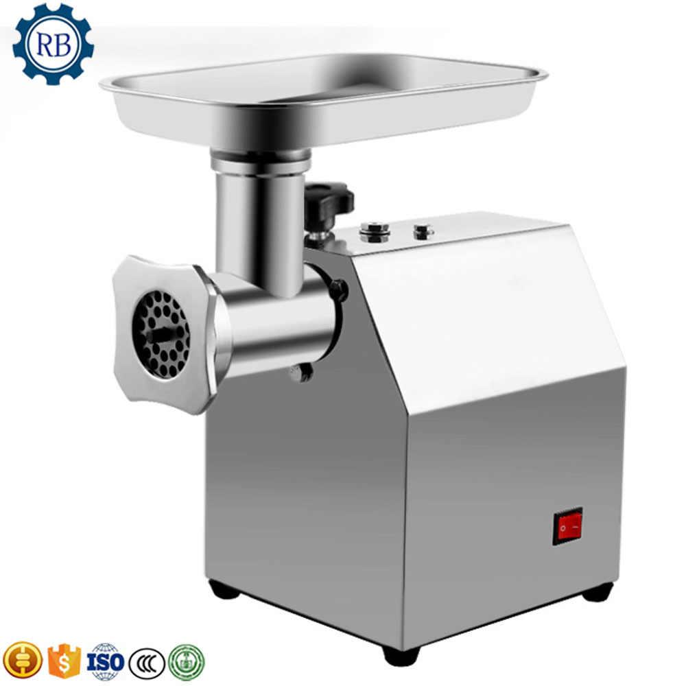 Fabrika fiyat elektrikli kıyma et kıyıcı makinesi tavuk kemik balık et kıyma  domuz eti kıyma makinesi kıyma makinesi Mutfak Robotları