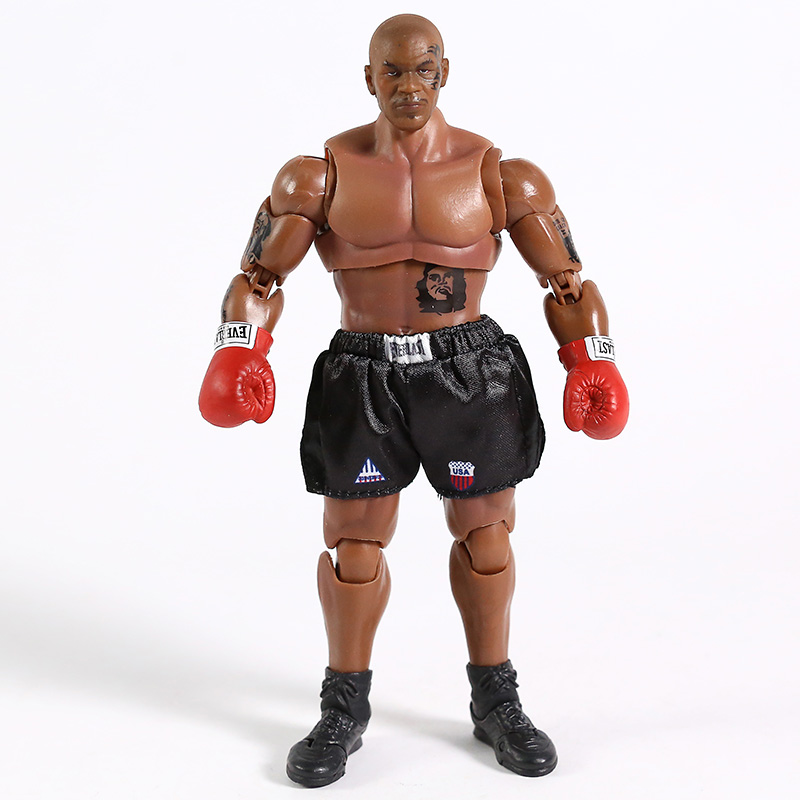 Storm Collectibles 1//12 Action Figure Mike Tyson The Tattoo