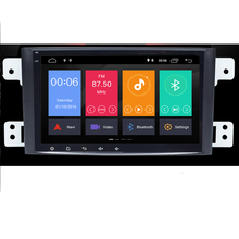2 Din Android 9.0 Car DVD Player For Grand Vitara 2005 2006 2007 2008 2009 2010 2011 2012 -19 Radio Audio GPS Navigation Stereo