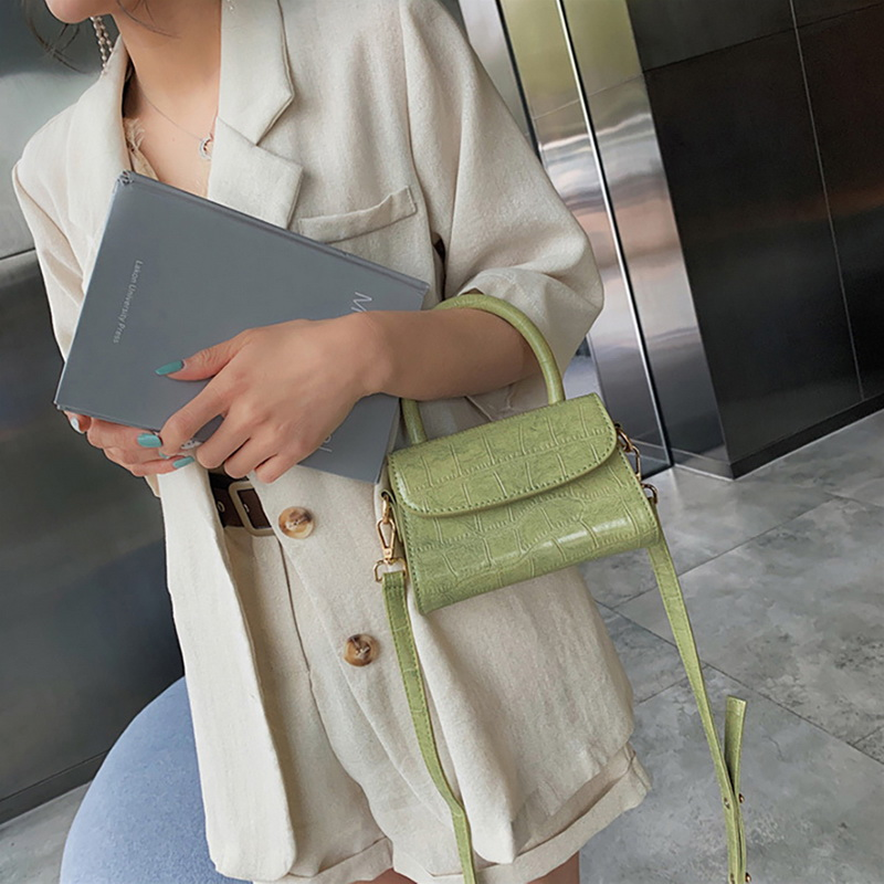 H75e3e84b410a482094e4f877e4e76796m - New Women Shoulder Messenger Bag Ladies Handbags Casual Solid PU Leather Handbag Fashion Ladies Party Handbags Clutch