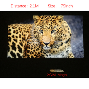 Image 4 - XGIMI Mogo Mini projektor Beamer z akumulatorem 10400mAH przenośny projektor Android 9.0 3D kino domowe Wifi LED projektor imtv