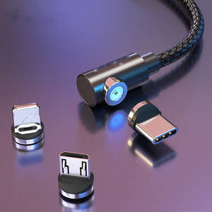 Magnet-Charger Cable Dust-Plug Mobile-Phone-Cable Usb-Type-C for 11x8/7plus