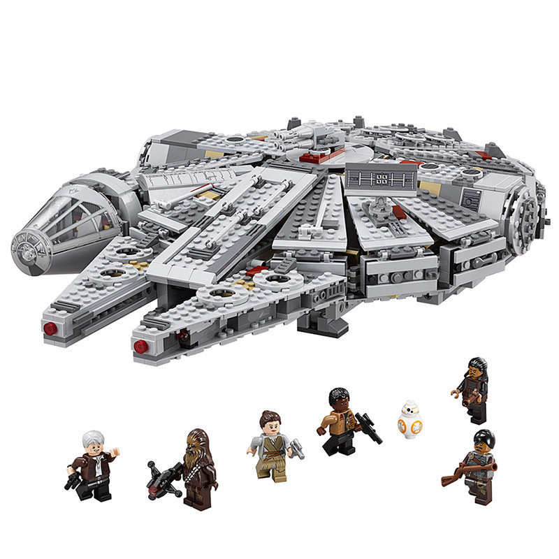 35037 1104 Pcs StarWars Darth Vader`s Castle TIE Advanced Fighter Building Blocks Toys Gifts Compatible With Legoinglys 75251
