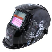Welding Parts Cool Solar Auto Darkening Welding Helmets Welding Mask/Eyes Goggles for MMA MIG TIG MAG Welding Machine/Equipment