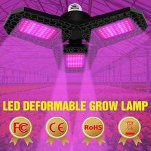 Теплица фитолампа светодиодный светильник для выращивания полного