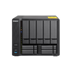 Image 1 - QNAP TS 932X  2G Memory 9 Bay Diskless Nas Server NFS Network Storage Cloud Storage 2 Years Warranty