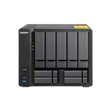 , Stworzona przez firmę QNAP na potrzeby TS 932X 2G pamięci 9 Bay bezdyskowych Nas Server NFS sieci do przechowywania pamięci masowej w chmurze, 2 lata gwarancji