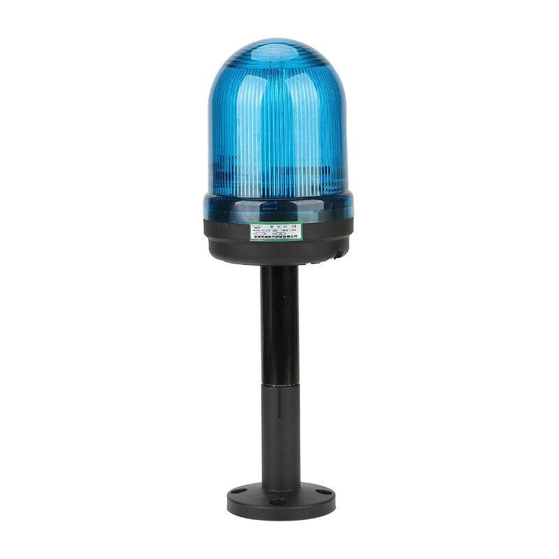 Diamètre 90mm Led trois couleurs en 1 couche lampe de Signal étanche à la poussière voyant d'avertissement pour Machine industrielle alarme lampe de sécurité
