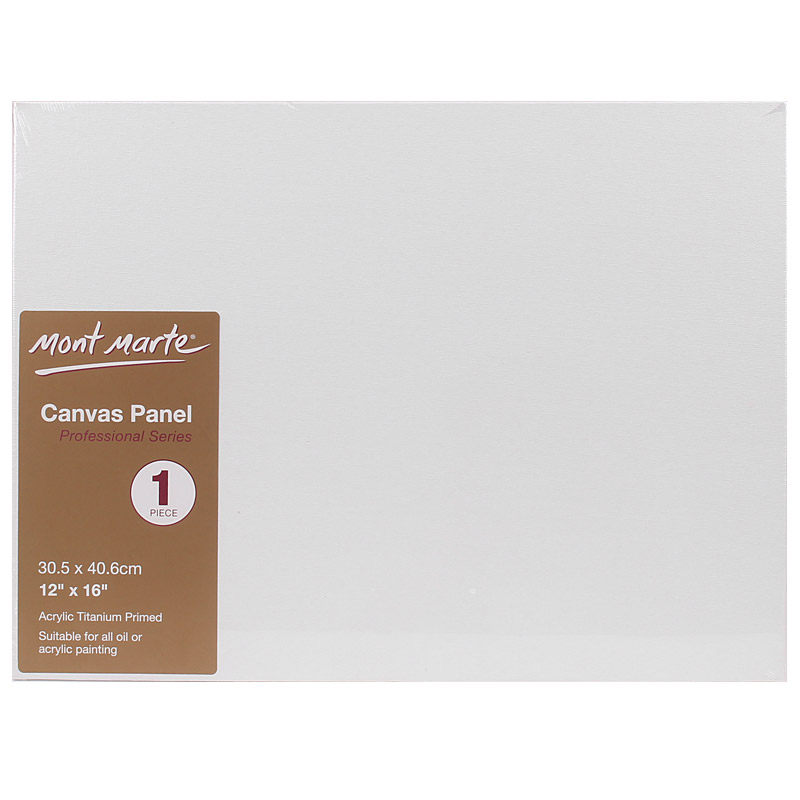 Canvas Panel Canvas Panel Great for Students to Professional Artists|Art Sets|   - title=