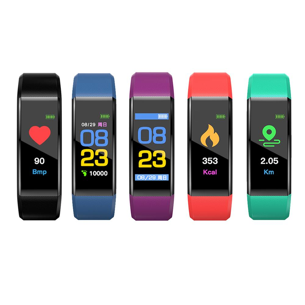 M3 Smart Band Wristband Heart rate/Blood/Pressure/Heart Rate Monitor/Pedometer Sports Bracelet Health Fitness