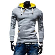 TJWLKJ Mens sweatshirt men hip hop hoodies hoody teen wolf Plus velvet casual mens plain hoodie pullover