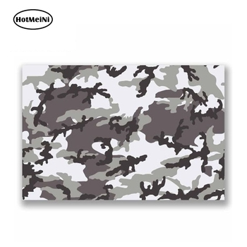 HotMeiNi 13cm x 10cm Sheet Camo Sticker Bomb Vinyl Car Bike Laptop Army Camouflage Cool Decal Car Styling Car Sticker image