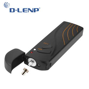 Image 2 - DLENP Handheld Visual Fault Locator Fiber Optic FTTH Cable Tester red laser fibre optique 15km/20km/30km Rechargeable VFL