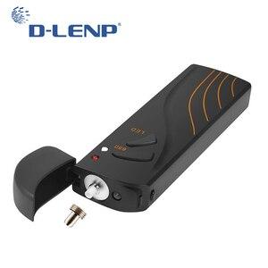 Image 2 - Dlenp Handheld Visual Fault Locator Glasvezel Ftth Kabel Tester Red Laser Fiber Optique 15Km/20Km/30Km Oplaadbare Vfl