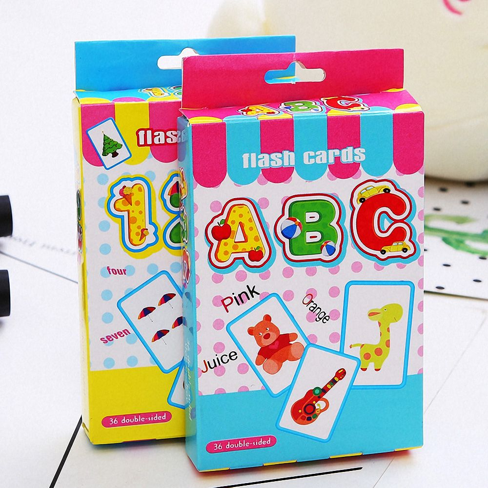 Baby Learning Cards Montessori Letter Number Flash Cards Kids Math Toy Educational Toy Learning Toys for Children Teaching Aids