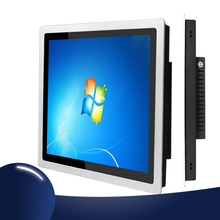 Feosaid 15 inch Embedded industrial capacitive touch computer 4G RAM 32G SSD core J1800 i3,Multifunction Ordering machine