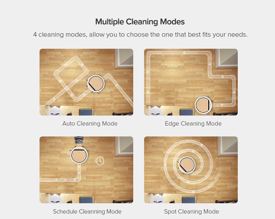 H75e756e921ed4518940c52173e444e27m ILIFE V5sPro Robot Vacuum Cleaner vacuum Wet Mopping Pet hair and Hard Floor automatic Powerful Suction Ultra Thin disinfection