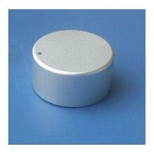Knob Potentiometer Amplifier Housing Chassis Kyyslb-Diameter Full-Aluminum 44-Height-22