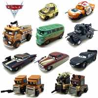 Новые Disney Pixar Cars 3 2 Star Wars серии Lightning Mcqueen 1:55, металлические литые игрушки, модель машин для детей, подарок