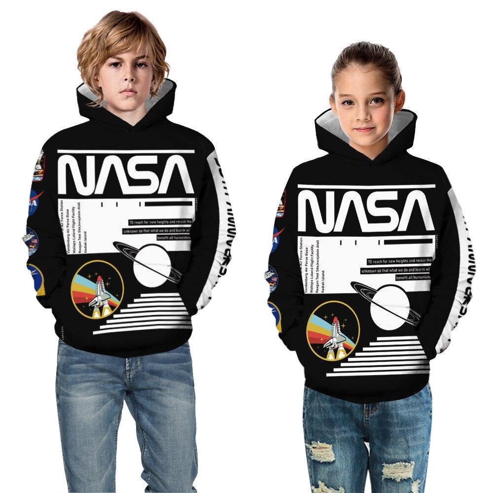 Fashion Turkey Youth Cotton Hooded Sweatshirt