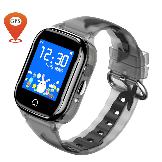For K21 Smart GPS Watch Kids 2020 New IP68 Waterproof SOS Phone Smart Watch Clock SIM Card Camera Smart watch For Children