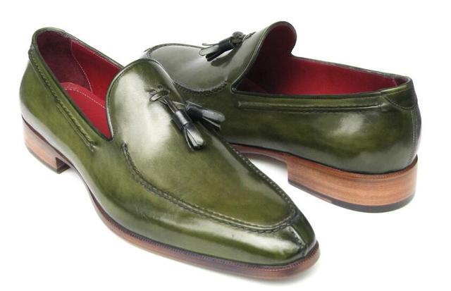 Wysokiej jakości nowe mody skóra Pu dla mężczyzn eleganckie buty wsuwane Vintage Casual klasyczne męskie mokasyny buty Zapatos De Hombre TV745