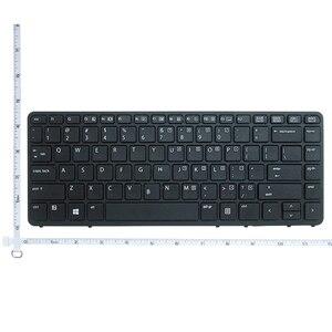 Image 3 - Inglese Tastiera Del Computer Portatile per HP EliteBook 840 G1 850 G1 ZBook 14 per HP 840 G2 DEGLI STATI UNITI