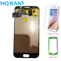 TFT LCD For SAMSUNG Galaxy S7 G930 G930F LCD Display Touch Screen Digitizer For SAMSUNG S7 G930F SM G930F Suitable installation