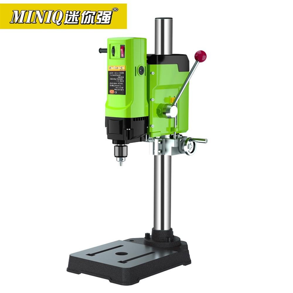 ALLSOME 1050W BG-5157 Bench Bohrer Stehen Mini Elektrische Bench Bohrmaschine Bohrfutter 3-16mm