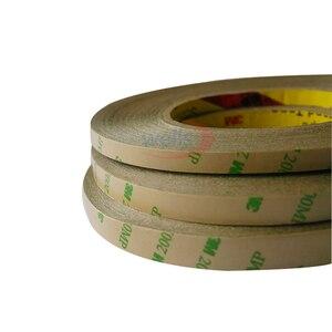 Image 5 - Rouleau de 50M, ruban adhésif Double face, 8mm, 10mm, 12mm, pour ws2811 3528 et 5050 ampoules Led