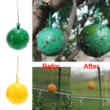 Jacket Ball-Fruit Fly-Catcher Sticky-Trap Outdoor Hanging Bee Disposable