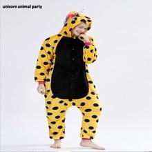 Kigurumi Onesies  halloween Christmas Party unicorn men women Cosplay Pyjamas costumes carnival costume Sleepwear Jumpsuit pink unicorn cartoon animal onesies pajamas costume cosplay pyjamas adult onesies party dress halloween pijamas