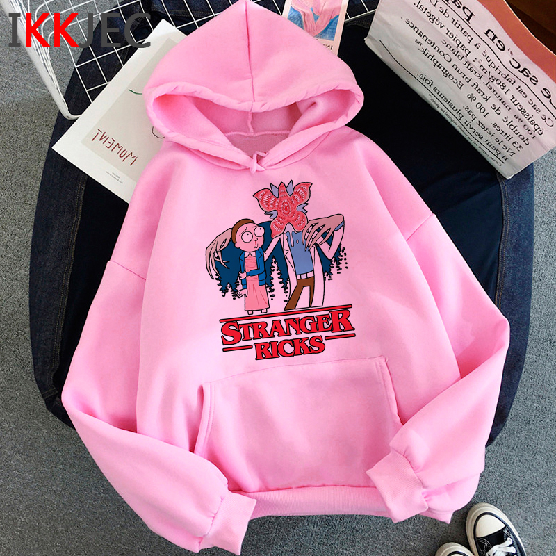 Rick And Morty Funny Cartoon Warm Hoodie Men/women Ricky N Morty Fashion 90s Graphic Sweatshirt Unisex Hip Hop Hoody Male/female