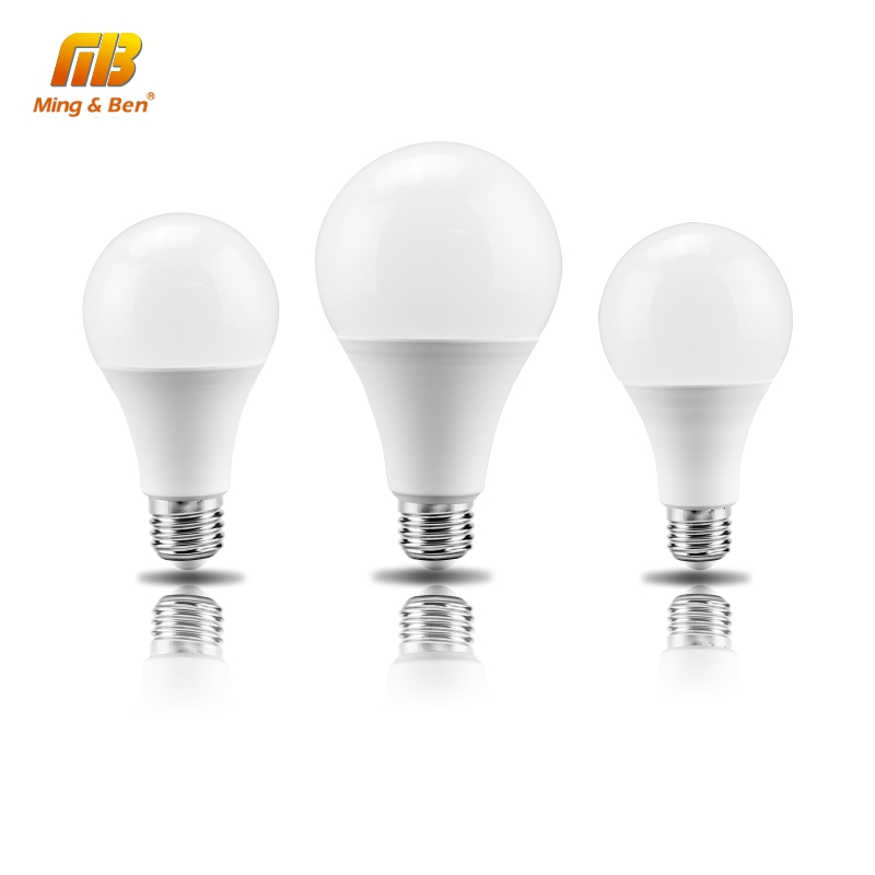LED Light Bulb No Flicker E27 220V 240V 3W 6W 9W 12W 15W 18W 22W Cold White Warm White LED Bulb For Living Room Bedroom Kitchen