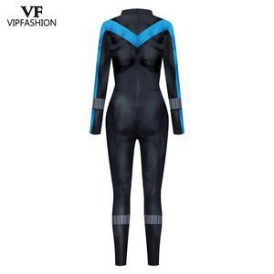 Image 1 - VIP FASHION New Cosplay Costume  Superhero Anime Zentai Suit Bodysuit Halloween Costume For Males