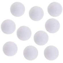 Pong-Balls Premium-Table-Tennis-Balls for School Gym White 10pcs