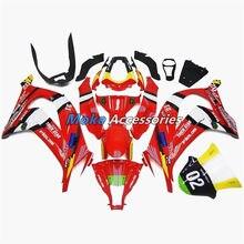 Мотоцикл Обтекатели комплект подходит для zx 10r 2011 2012 2013