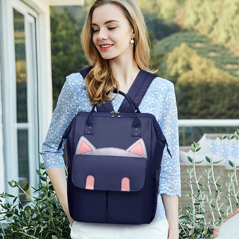Baby Diaper Sag Mommy Stroller Bags Large Capacity Waterproof Nappy Bag Kits Mummy Maternity Travel Backpack Nursing Handbag