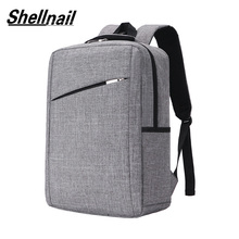 Shellnail Laptop Bag Notebook Bag 15.6 Laptop Sleeve Men Backpacks Com