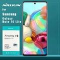 Per Samsung Galaxy Note 10 Lite Vetro Temperato Protezione Dello Schermo di Nillkin 9H + Pro Incredibile Sereno Film di Vetro per nota 10 di Vetro Lite
