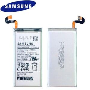 Image 4 - Samsung Original Battery For Galaxy S8 SM G9508 G950F G950A G950T G950U G950V G950S 3000mAh EB BG950ABE Mobile Phone Batteries
