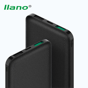 10000 mah banco de potência pd usb tipo-c carregamento rápido powerbank qc3.0 portátil carregador de bateria externa suporte afc/fcp carga rápida