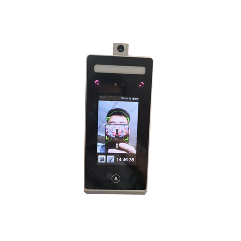 Non Contact Face Recognition With Infrared Camera 5 Inch For Fever