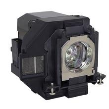 Compatible Projector lamp EPSON V13H010L96 PowerLite 1266,PowerLite 1286,PowerLite X39,Pro EX9210,Pro EX9220,VS350,VS355,EB-W41 compatible projector lamp for epson v13h010l35 powerlite hc 550 powerlite pc 800 powerlite hc 400 cinema 550