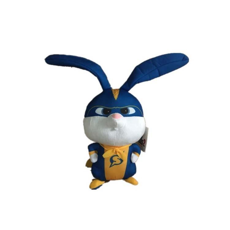 Skyleshine 20cm Cartoon Anime Pets Rabbit Plush Toy Stuffed Super Snowball Doll Gifts For Kids