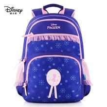 Disney frozen школьные сумки для девочек Эльза Анна Олаф повседневный
